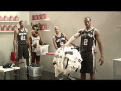 I LOVE the Spurs HEB commercials!