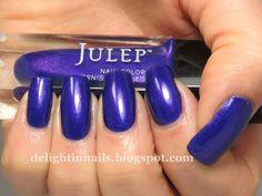 Delight In Nails: Julep Madelynn