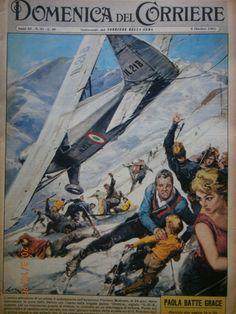 DOMENICA DEL CORRIERE N. 41 - 8 OTTOBRE 1961 | eBay