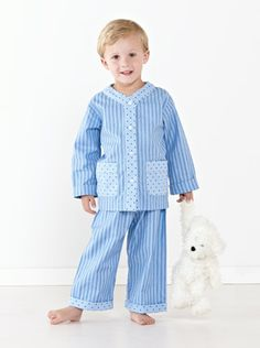introducing the sleepover pajamas sewing pattern | Blog | Oliver + S