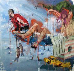 Alessandro Passaro, relax then crash, 2015