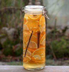 Orangenwein