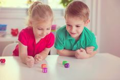 Best Games for 5-7-Year-Olds! Games are a great way to give kids opportunities to practice skills like attention, memory, and taking turns.