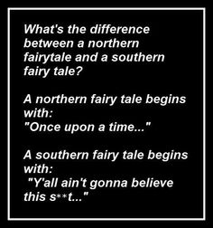 Southern Fairy Tales