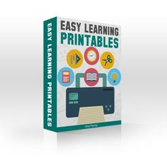 Amy Harrop's newest training, Easy Learning Printables Early Education, Self Publishing, Internet Marketing, Printables, Writing, Learning, Easy, Things To Sell, Product Review