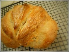 All kinds of yummy recipes to try on this site - started looking for artisian bread and found a whole bunch of goodies :)