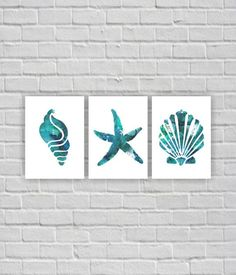 Ocean wall art Starfish Sea shells Watercolor by myfavoritedecor Ocean wall art Starfish Sea shells Watercolor by myfavoritedecor <!-- Begin Yuzo --><!-- without result -->Related Post Frame in string art: Faith Hope and Love made in c. Watercolor Art, Beach Painting, Wall Art Sets, Painting, Ocean Wall Art, Starfish Painting, Sea Shells, Art, Canvas Art