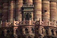 architecture of qutub minar