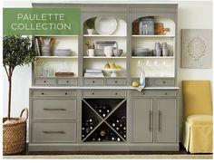 Paulette Servers | Ballard Designs
