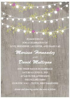 Wedding Invitation | Costco Photo Center