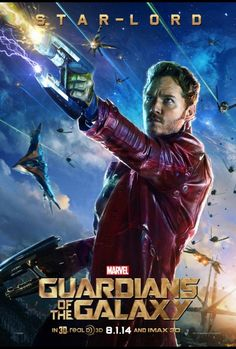 Guardians of the Galaxy Movie Posters #marvel