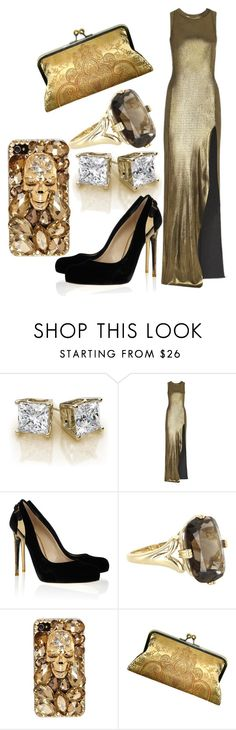 """""""Apart Of His Treasure"""" by meryl-andelin ❤ liked on Polyvore featuring Balmain, STELLA McCARTNEY, Vintage, River Island, women's clothing, women's fashion, women, female, woman and misses"""