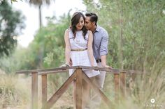 Catherine & Alvin | Pasadena Engagement Session | Arlington Garden | Tauran Photography