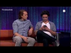 Ylvis - Interview at Senkveld 08.11.2013 Ylvis ~ Brothers Bård and Vegard Ylvisåker ♥