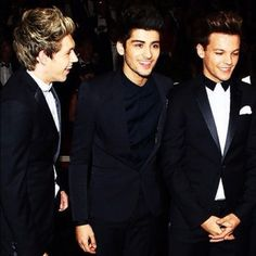I'm SORRY, Zayn is just short of perfection though...
