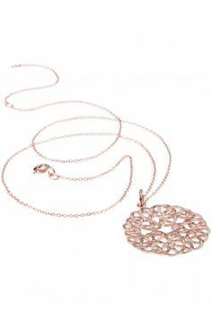 ivy I rose gold plated #necklace I designed for NEW ONE NEWONE-SHOP.COM