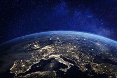 Γη ο πλανήτης των ηλιθίων Time Zone Map, World Time Zones, How Many Countries, All European Countries, People Around The World, Around The Worlds, Global Cooling, Fire Powers, Urban Setting