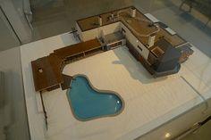 Villa Mairea Model (Museum Alvar Aalto) | Noormarkku, Finland | 1938 | Alvar Aalto