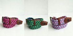 Nuevos cinturones trenzados unisex, tallas desde la 85 a la 105. PVP: 49 € http://poloselcapote.com/19-complementos