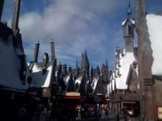 Review: The Wizarding World of Harry Potter at Universal Orlando's Islands of Adventure