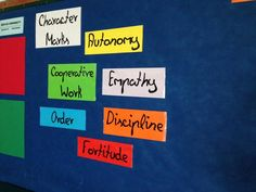 First day Bulletin board school viaro