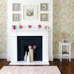 Perfekt 15 Clevere Wohnideen Für Einen Cool Dekorierten Kamin Dekorieren, Zuhause,  Dekoration, Vasen,