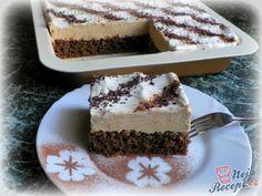 Máte doma vanilkový nebo čokoládový pudink? Sbírka 18 receptů na ty nejlepší pudinkové zákusky., strana 1 | NejRecept.cz Food Porn, Brownie Cupcakes, Mocca, Amazing Cakes, Tiramisu, Sweet Tooth, Cheesecake, Food And Drink, Cooking Recipes