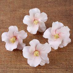 Hibiscus Flowers - Pink