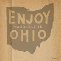 Enjoy Yourself In Ohio Ohio Is For Lovers, Hawthorne Heights, Cleveland Rocks, Toledo Ohio, Out Of My Mind, Buckeyes, How To Fall Asleep, Sunlight, Badges