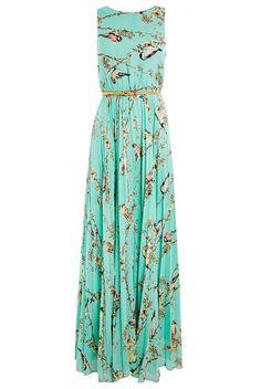 Louche Electra Bloom Dress