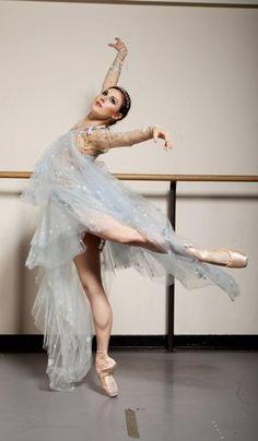 NYCB principal dancer Tiler Peck