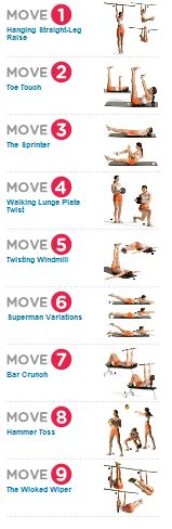 Moves that will score you a rock-solid core from Penner Crowes Health Magazine. Floor Workouts, At Home Workouts, Ab Workouts, Floor Exercises, Fitness Workouts, Low Ab Workout, Workout Ideas, Mma Workout, Best Lower Ab Exercises