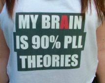 My Brain is 90% PLL Theories Top