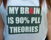 My Brain is 90% PLL Theories Top