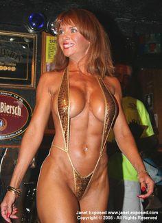 Gold Bikini 1996