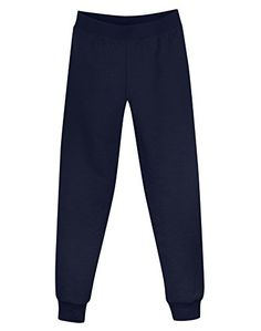 Hanes Girls` Fleece Slim Leg Sweatpants >>> Check out this great image @