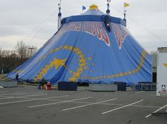 The circus under the Big Top.  This was Big Apple Circus which no longer comes to Illinois ;{