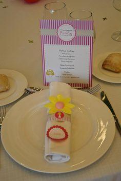 Party decora: Comunión de Pinky / Pinky's Communion