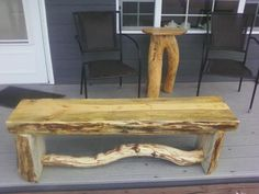 I Would Love To Have Several Of These Benches Around The Firepit...