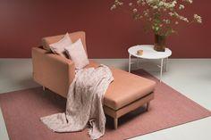 Hakola Cosy. Design Annaleena Hämäläinen. Cosy Sofa, Terracotta, Sofas, Interior Decorating, Lounge, Couch, Furniture, Design, Home Decor