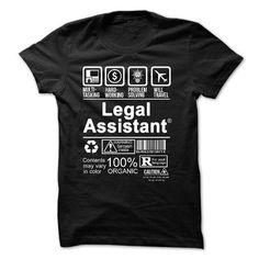 FUNNY LEGAL ASSISTANT T Shirts, Hoodies, Sweatshirts