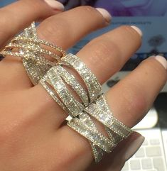 isn't perfect.But my Diamond Rings are ! Druzy Jewelry, Hand Jewelry, I Love Jewelry, Sea Glass Jewelry, Jewelry Rings, Jewelry Box, Jewelry Accessories, Moonstone Jewelry, Jewlery
