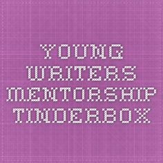 Young Writers Mentorship - Tinderbox