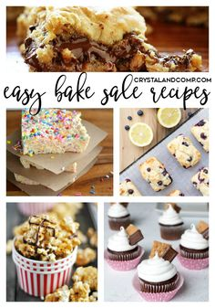 Have you ever had a bake sale? Right now is the time to have one.  We typically see a lot of them around the start of spring and baseball season. Teams start gearing up for all the games and of cou…