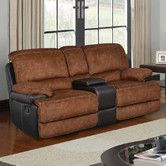 "Found it at Wayfair - Console 80"" Reclining Loveseat"