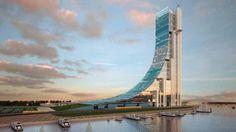 さすがはアルゼンチンな南米一の超高層ビル
