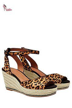 next Femme Espadrilles Compensées Standard Animal EU40 - Chaussures next (*Partner-Link)