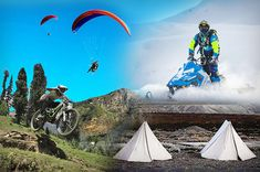 alam hossen: If you are fond of adventure sports in the midst of [& The River, Snow Activities, Adventure Activities, Forest Adventure, Adventure Tours, Skiing Images, Ranger, Mall, Camping Images