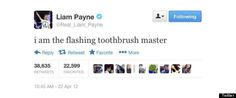 old one direction tweets | One Direction Old Tweets: 15 Things We Learned About The Boy Band From ...