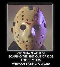 Friday the 13th Slasher Movies, Horror Movie Characters, Halloween Quotes, Halloween Horror, Halloween Ideas, Halloween Film, Halloween Party, Scary Movies, Good Movies